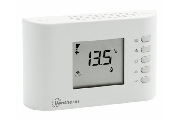 TW 32 programmable 0-10V fan-coil thermostat